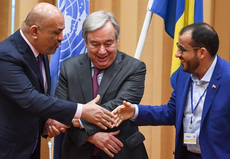 Photo of في ختام المشاورات.. أمين الأمم المتحدة: هناك اتفاق حول ملفات والمشاورات اليمنية مستمرة