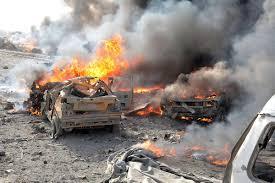 Photo of إنفجار سيارة مفخخة في سوريا تؤدي إلى مقتل طفلة وإصابة 28 آخرين
