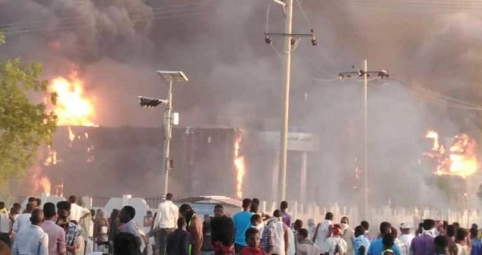 Photo of العفو الدولية: مقتل 37 متظاهرا برصاص السلطات السودانية.. واضراب عام يبدأ اليوم
