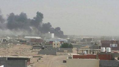 Photo of قوات التحالف تقصف مناطق سكنية في الحديدة وتقتل امراة وطفل