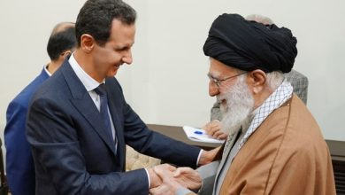 Photo of لأول مرة بعد الأزمة.. الأسد يزور طهران