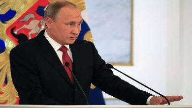 Photo of بوتين: روسيا لن تطرق باب العلاقات مع الولايات المتحدة