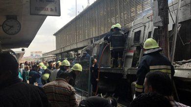 Photo of مقتل وإصابة العشرات في حادث صدام قطار وسط مصر