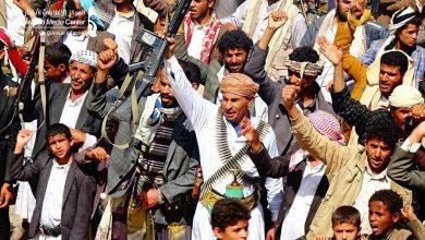 Photo of شاهد  عشرات الآلاف من اليمنيين في عدد من المحافظات يرفضون التطبيع