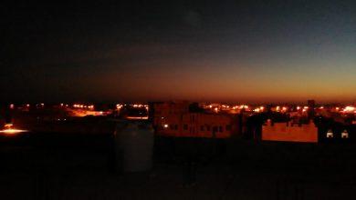 Photo of مدينة يمنية ضربتها عاصفة رملية اليوم .. تعرف عليها