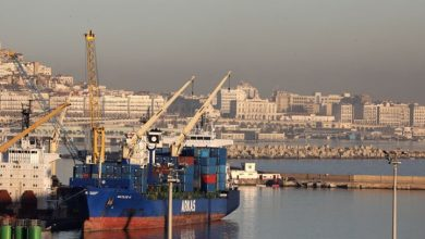 """Photo of أكبر ميناء بالجزائر تديره شركة إماراتية """"مشلول"""" بسبب اضراب العمال المفاجئ"""