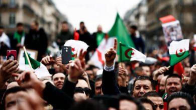 Photo of شاهد| مظاهرات جزائرية غير مسبوقة وسط العاصمة