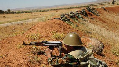"Photo of الجيش السوري يتصدّى لهجوم ""إرهابي"" ويخسر عدد من جنوده"