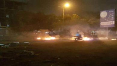 Photo of انفجارات تهز وسط مدينة عدن وغضب شعبي واسع