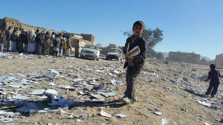 وزير تربية حكومة صنعاء: تضرر 4,5 مليون طالب نتيجة قطع الرواتب عن المعلمين