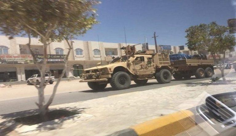 قوات إماراتية تصل إلى محافظة شبوة