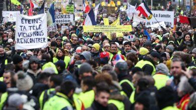 """Photo of فرنسا  حركة """"السترات الصفراء"""" تتصاعد شكلا ومضمونا في الأسبوع الـ21"""