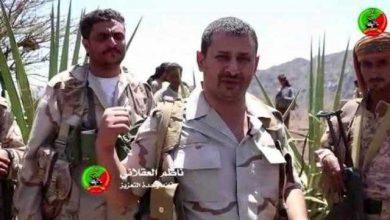 Photo of قيادي بارز في اللواء 35 مدرع ينجو من محاولة اغتيال بتعز
