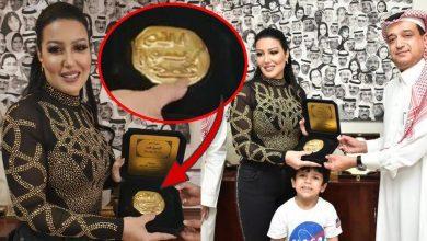 Photo of السعودية تكرّم فنانة مصرية بختم رسول الله وردود أفعال غاضبة
