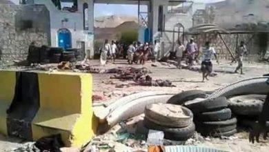 Photo of المهرة| انفجار قنبلة في منفذ صرفيت