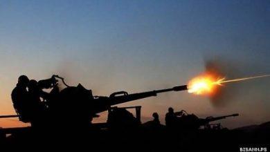 "Photo of الدفاعات السورية تسقط طائرتي استطلاع ""اسرائيلية"""