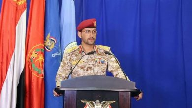 Photo of متحدث قوات صنعاء يعلن استهداف هدف عسكري هام في خميس مشيط