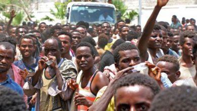 "Photo of داء ""الكوليرا"" يفتك بالمهاجرين الأفارقة جنوب اليمن"