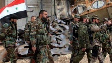 Photo of الجيش السوري يسيطر على مناطق جديدة في ريف حماه الشمالي
