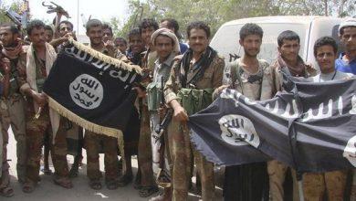 """Photo of صراع بين تنظيمي """"القاعدة"""" و""""داعش"""" يصل حضرموت.. ضحيته حلفاء """"التحالف"""""""