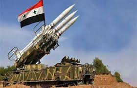 Photo of الدفاعات الجوية السورية تتصدى لهجوم إسرائيلي جديد