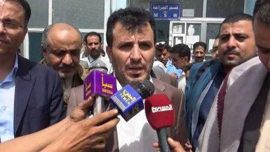 Photo of وزير الصحة بصنعاء يحذّر من تفشي الأمراض بسبب احتجاز السفن