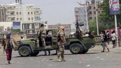 Photo of قوات الشرعية تهاجم نقطة عسكرية تابعة للانتقالي في أبين