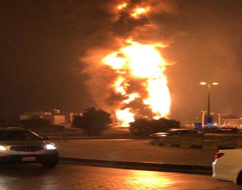 تفجير أنابيب الغاز في شبوة وغياب تام للشرعية