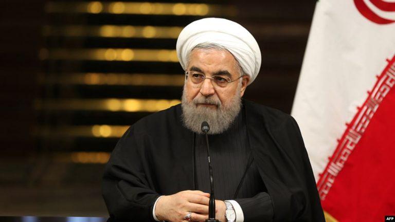 روحاني لا نريد حربا في المنطقة ولكن سنواجه أي تهديد ضد ضدنا