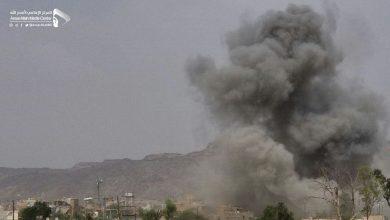 Photo of خسائر بشرية ومادية جراء القصف السعودي في مديريات صعدة