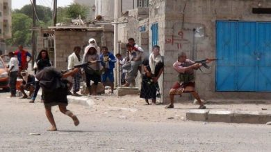 Photo of اشتباكات بين قوات هادي ومليشيات الإمارات بعدن أدت إلى مقتل مواطن