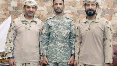 "Photo of مصرع القيادي ""أبو اليمامة"" في الهجوم التي نفذتها قوات صنعاء"