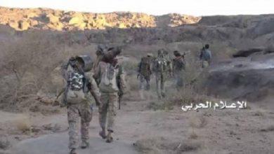 Photo of الجوف| مقتل وجرح مجموعة من قوات التحالف بينهم قيادي