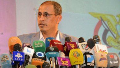 Photo of صنعاء: العمليات المزدوجة تؤكد قدرتنا على التحكم في سير الهجمات