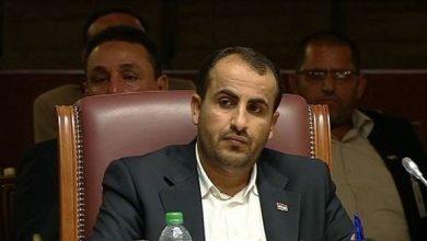 Photo of عبدالسلام يسخر من مزاعم التحالف بخرق صنعاء للهدنة