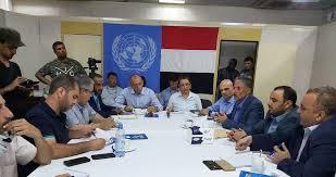 Photo of فريق صنعاء يتجه إلى سفينة الأمم المتحدة لاستئناف جلسات اتفاق السويد