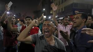 Photo of الشرطة المصرية تعتقل اكثر من 200 متظاهرا.. والاحتجاجات تتواصل في الداخل والخارج