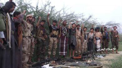 Photo of قوات صنعاء تسيطر على مواقع للجيش السعودي في جيزان