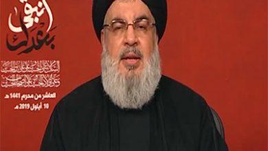 Photo of حسن نصر الله: أحداث أبين وعدن تكشف زيف إدعاءات التحالف