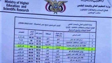 Photo of فاطمه حجري طالبة يمنية تتفاجئ ببيع مقعدها الدراسي من قبل السفارة اليمنية في مصر