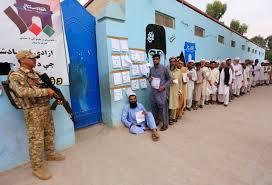 Photo of أفغانستان: انتخابات رئاسية في ضل إيقاع التفجيرات