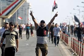 Photo of ستة قتلى في احتجاجات العراق.. والوفود يهتفون برحيل الفساد