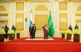 Photo of أثارت سخرية العالم.. السعودية تفشل بعزف النشيد الوطني الروسي