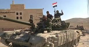 Photo of الجيش السوري بعد تحرير عين العرب طلائعه تصل مدينة الرقة