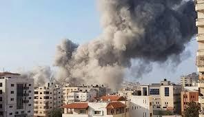 Photo of استشهاد فلسطيني في قصف إسرائيلي على غزة ليرتفع العددا إلى 24 شهيدا