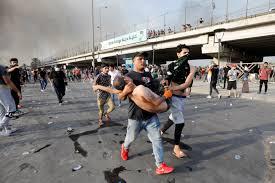 Photo of العراق: مقتل 5 متظاهرين في بغداد من قبل قوات الأمن العراقية