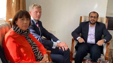 Photo of لقاءات أجنبية جديدة بوفد صنعاء للمشاورات السياسية