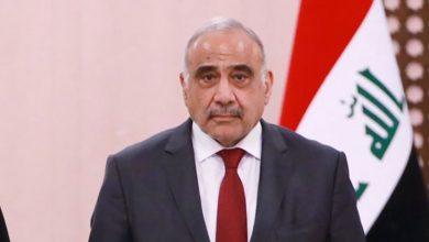 Photo of عبد المهدي: استقالتي مهمة لتفكيك الأزمة في العراق وعلى البرلمان اختيار البديل سريعا