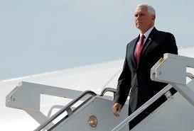 Photo of نائب الرئيس الأمريكي يصل بغداد في زيارة مفاجئة