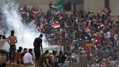 Photo of تواصل الاحتجاجات في العراق وترشح العشرات لتولي رئاسة الوزراء